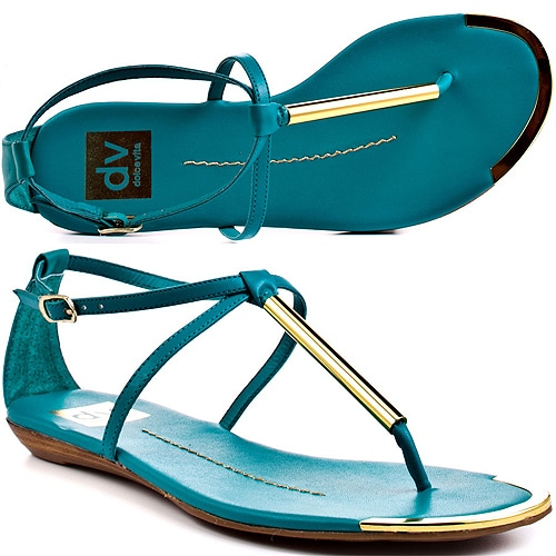 DV by Dolce Vita 'Archer' metal piped thong sandals