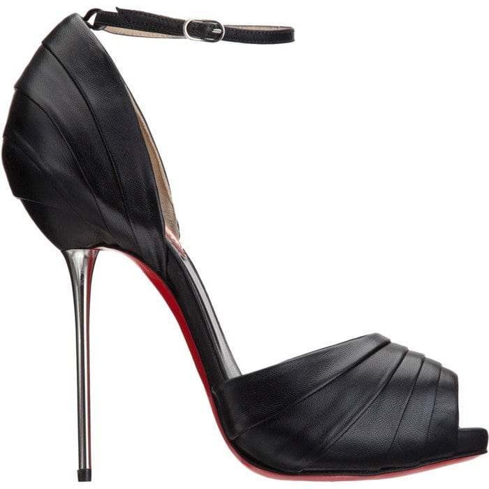Christian Louboutin 'Armadillo Bride' High Heels