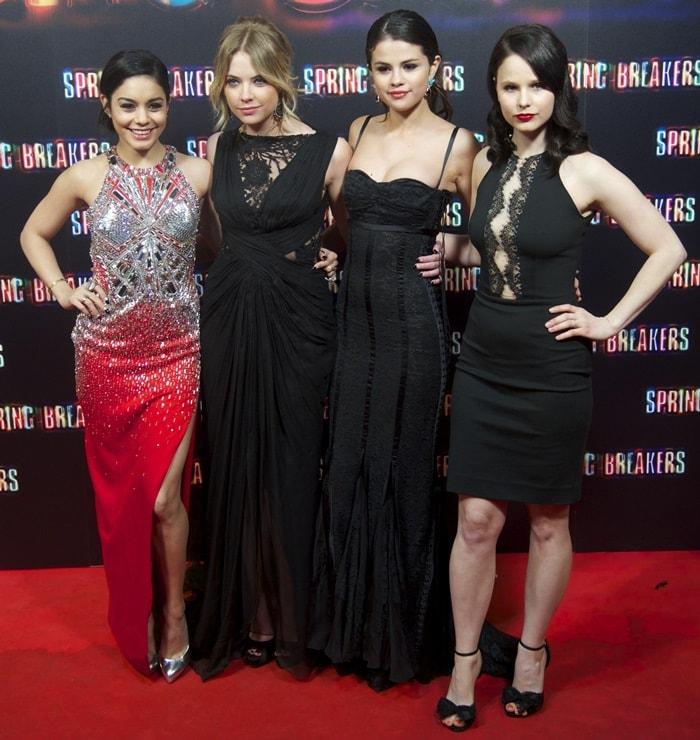Spanish Premiere Of 'Spring Breakers'