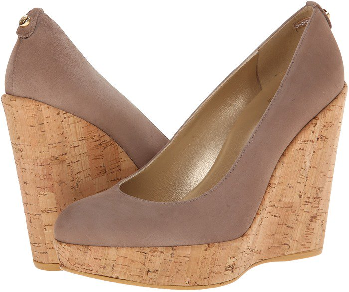 5f4d0f347a6 Kate Middleton in Blue Stuart Weitzman  Corkswoon  Wedges