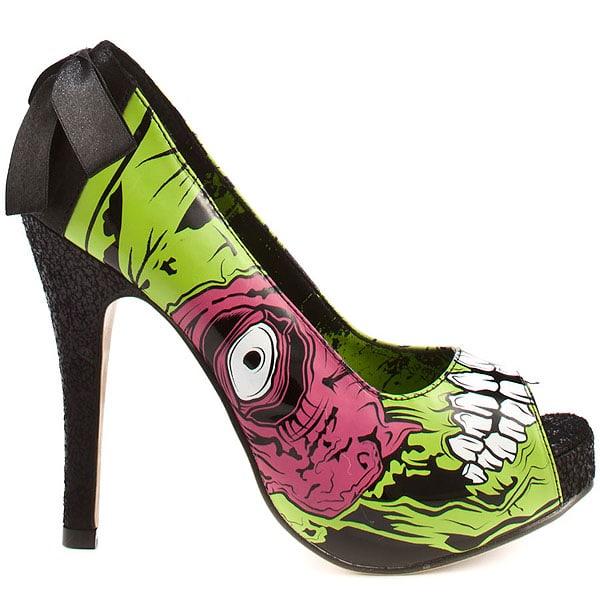 Iron Fist 'Zombie Stomper' pump