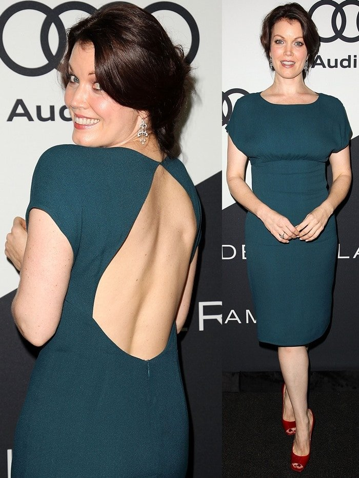 Bellamy Young attends the Audi And Derek Lam Kick Off Emmy Week 2012 Cocktail Party