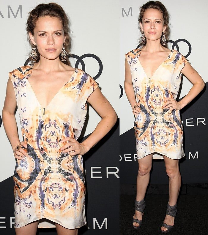 Bethany Joy Lenz attends the Audi And Derek Lam Kick Off Emmy Week 2012 Cocktail Party