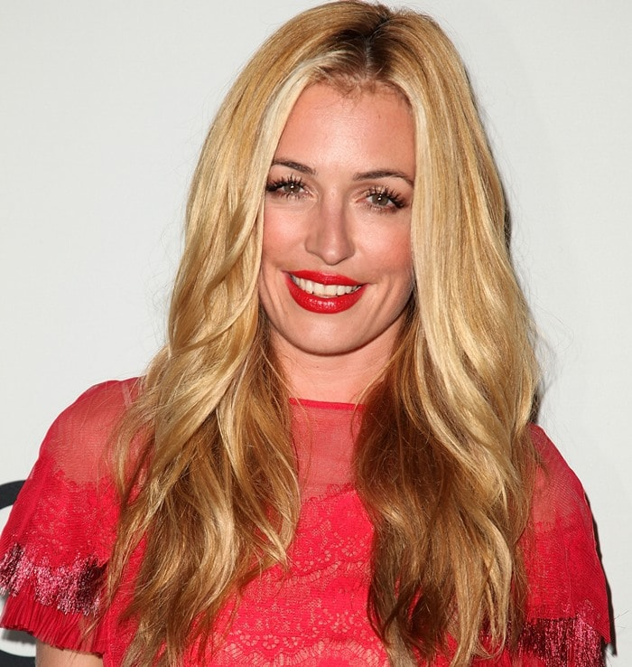 Cat Deeley at the Audi 2012 Emmy Awards Party