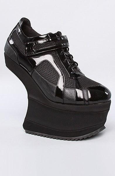 Jeffrey Campbell 'Ascension' shoe in black