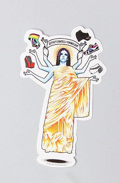 Jeffrey Campbell x Karmaloop exclusive sticker pack