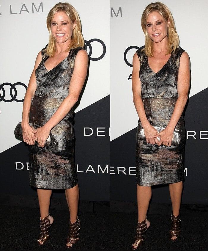 Julie Bowen attends the Audi And Derek Lam Kick Off Emmy Week 2012 Cocktail Party