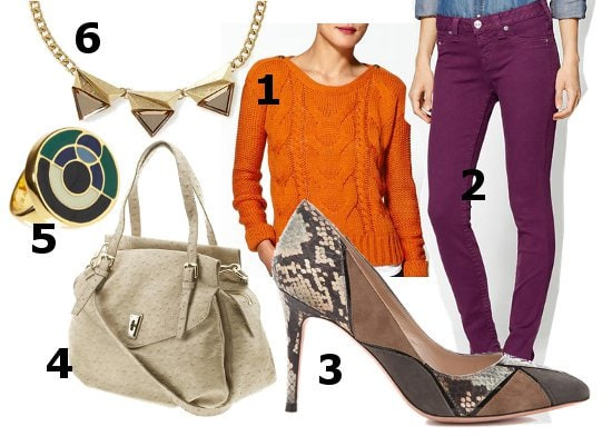 Outfit inspired by Olivia Palermo