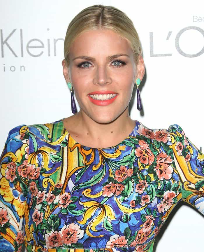 Busy Philipps at ELLE's 19th Annual Women in Hollywood Celebration held at Four Seasons Hotel in Beverly Hills on October 15, 2012