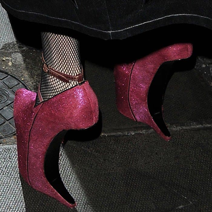 74f9a432c97 Lady Gaga's Weird Shoes: Her 10 Wildest & Most Memorable Pairs