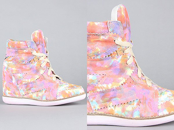 Jeffrey Campbell Firenze Wedge Sneakers