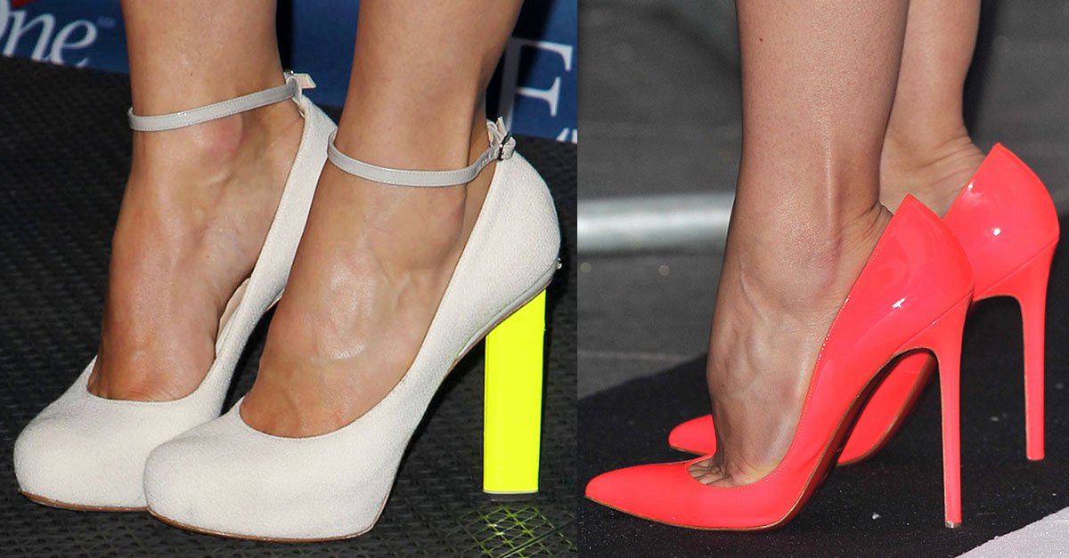 Christian Louboutin Redefines The Colour Nude In His