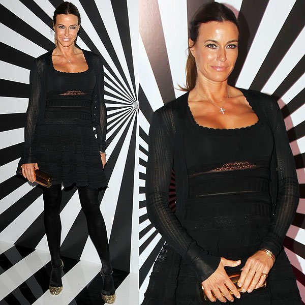 TV personality Kelly Bensimon attends Jimmy Choo Celebrates the Launch of the Exclusive Collaboration with Artist Rob Pruitt