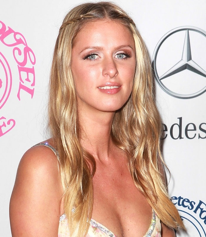 Nicky Hilton at the 26th Anniversary Carousel of Hope Ball