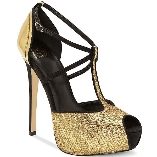 Truth or Dare by Madonna 'Skeels' t-strap pump