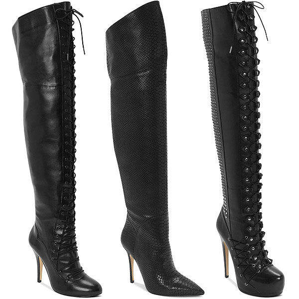 Truth or Dare by Madonna 'Deserrae' boot 'Gia' boot and 'Cardella' boot