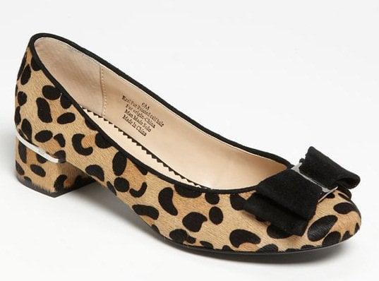 BP. Shoes Penni Pump in Leopard