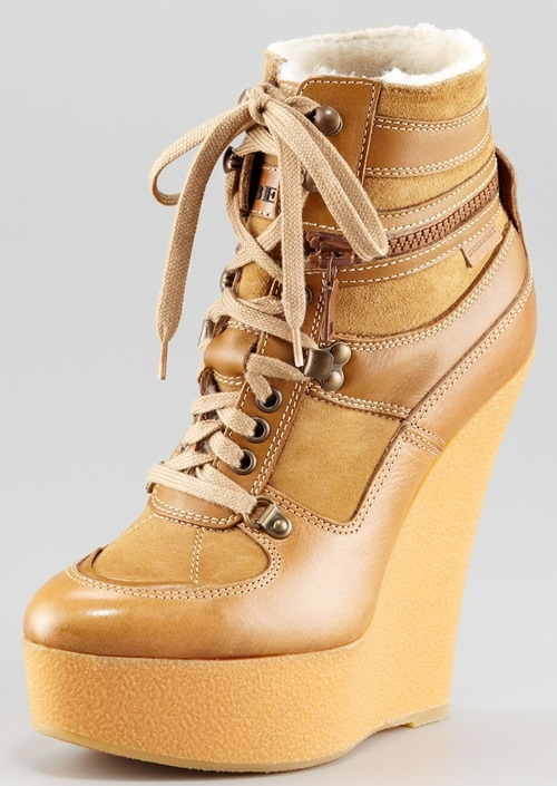 5 Designer Wedge Sneakers for the Gal