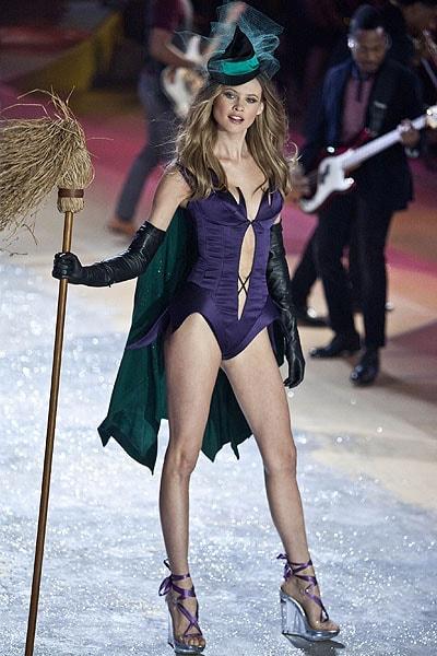 Behati Prinsloo became a Victoria's Secret Angel in 2009