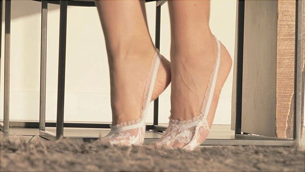 Foot Panties, lingerie for the feet