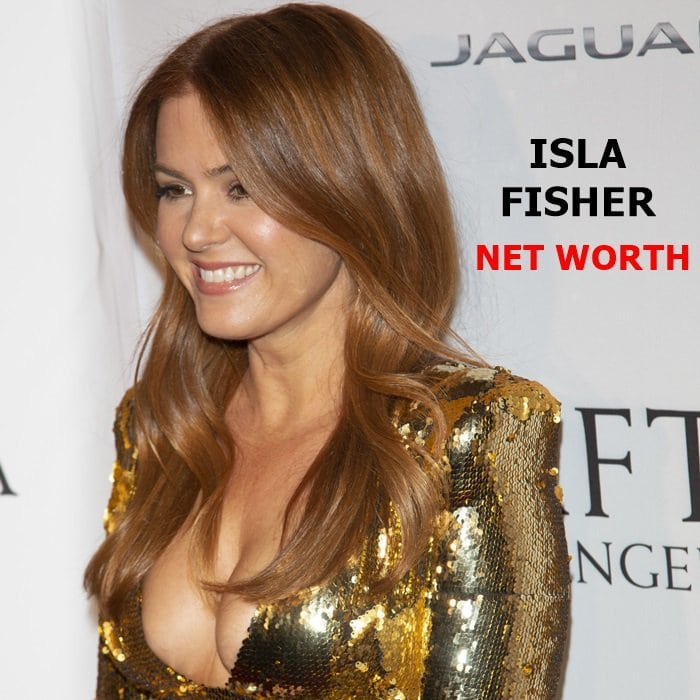 Considering her impressive net worth, Isla is certainly worth her weight in gold