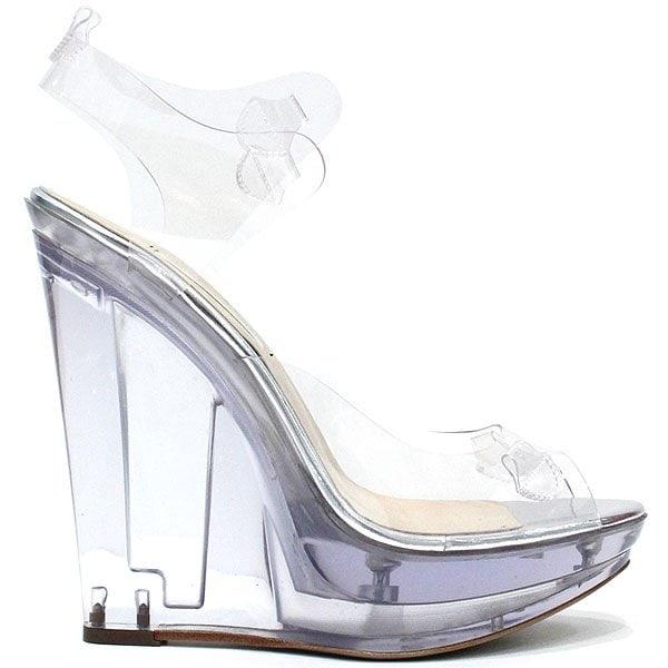 Plastic Nicholas Kirkwood sandals