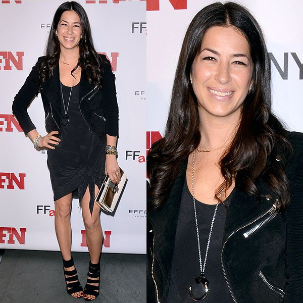 Rebecca Minkoff attends the 2012 Footwear News Achievement awards at The Museum of Modern Art on November 27, 2012 in New York City