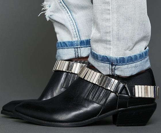 Jeffrey Campbell TommyGun Boots