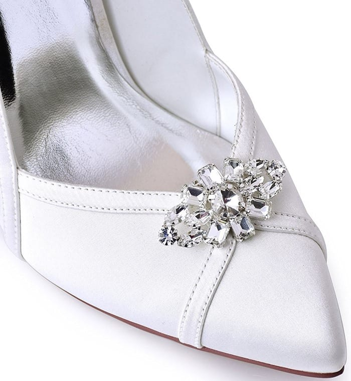Decorative DYI Shoe Clips
