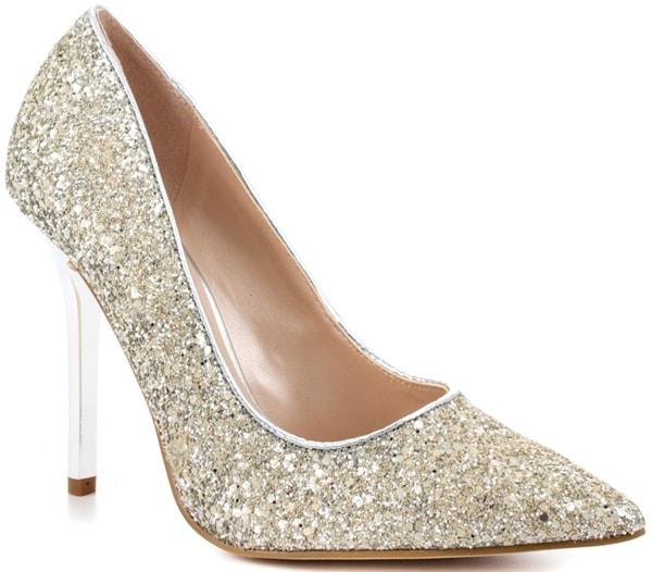 ab6c0eec158 Who Looks Best in Glittering Heels  Jeannie Mai or Claudia Jordan