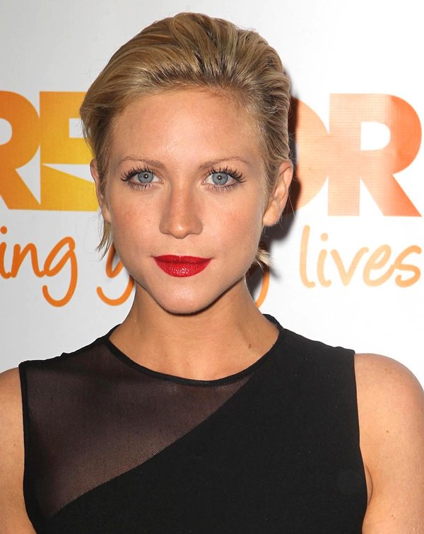 """Brittany Snow at the """"Trevor Live Honors Katy Perry and Audi of America for The Trevor Project"""" held at the Hollywood Palladium in Los Angeles, California on December 2, 2012"""