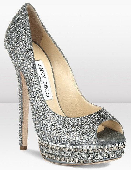 373e91586f1 10 New Jimmy Choo Cruise Party Heels for New Year s