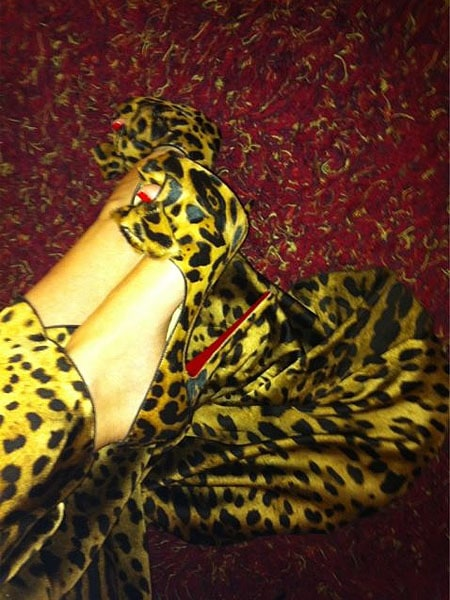 Kylie Minogue shoes 11