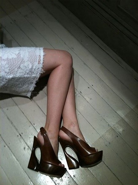 Kylie Minogue shoes 13