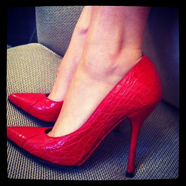Kylie Minogue shoes 5
