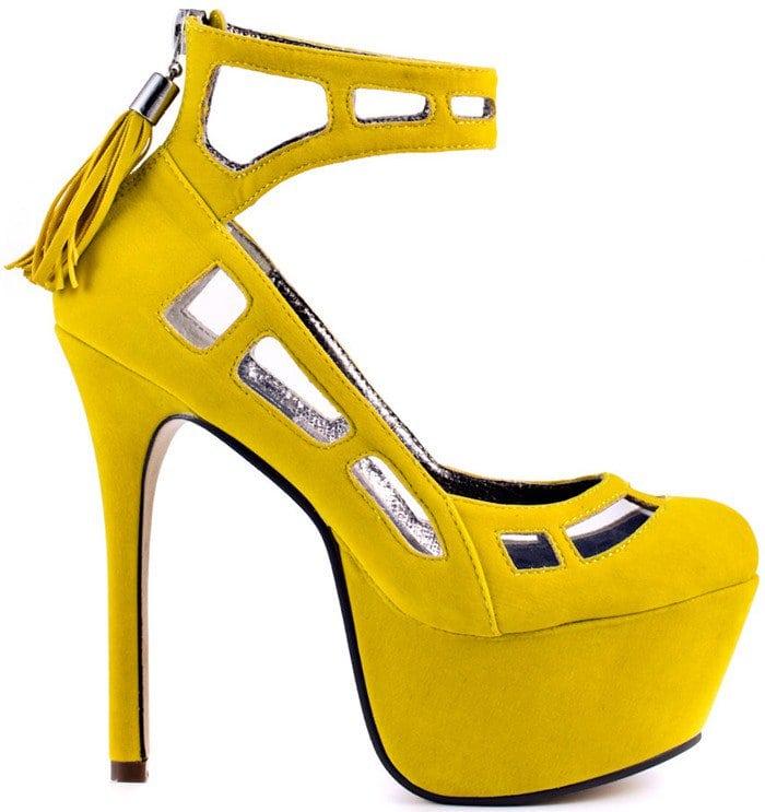 Lavonne - Yellow Michael Antonio