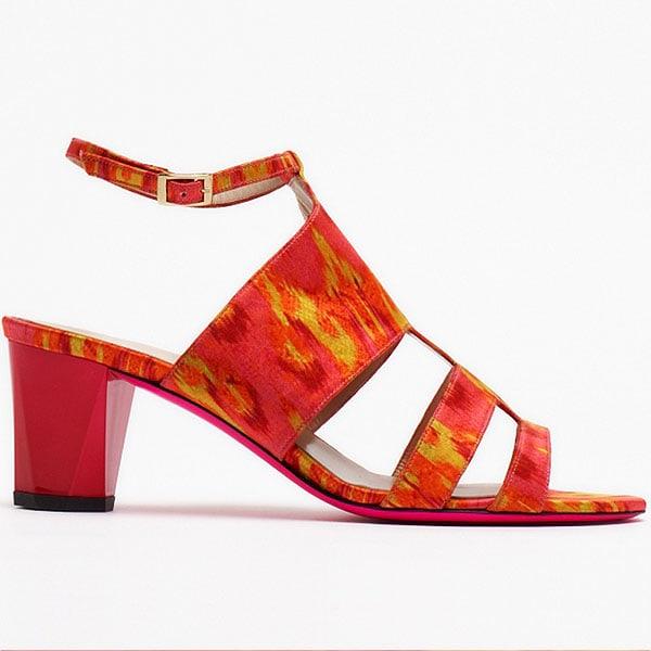 Matthew Williamson's Spring 2013 Shoe Collection Debut