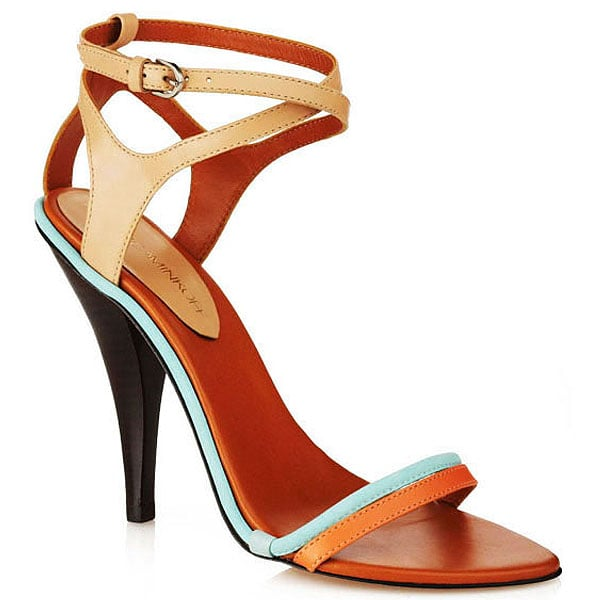 Rebecca Minkoff Spring 2013 Ankle-Strap Sandals