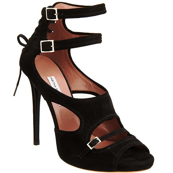 Tabitha Simmons Bailey Back Lace-Up Sandals