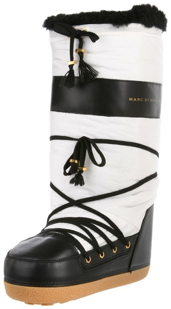 MARC by Marc Jacobs Sky Snow Boots