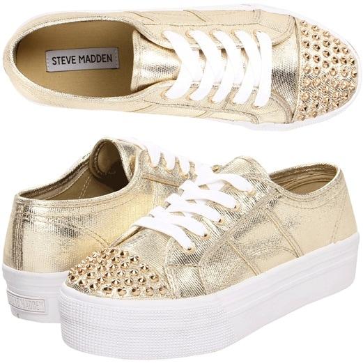Steve Madden 'Braady-S' Platform Sneakers
