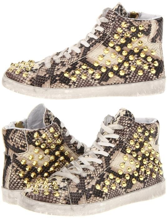 Steve Madden 'Twynkle' Studded Sneakers