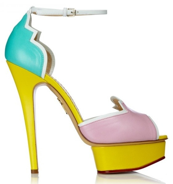 Charlotte Olympia Salvador Outstep