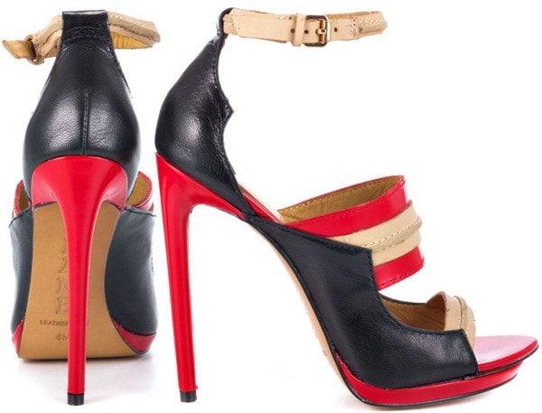 Jane - Black Red L.A.M.B.