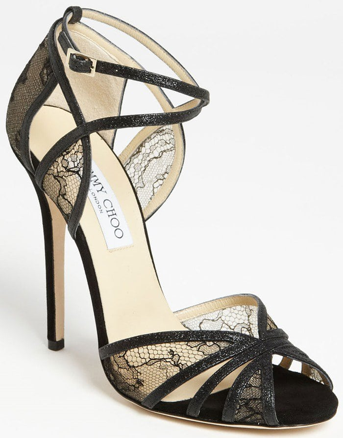 Jimmy Choo Fitch in Black