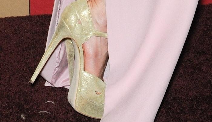 "Kate Beckinsale inBrian Atwood ""Aida"" Heels"