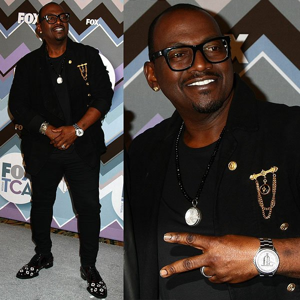 Randy Jackson 2013 Winter TCA Press Tour