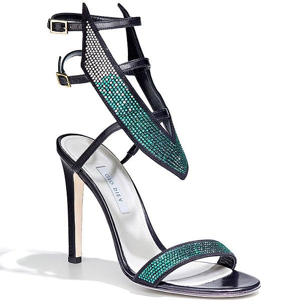 """Swarovski """"Sparkling Contrasts"""" Shoes Capsule Collection ..."""
