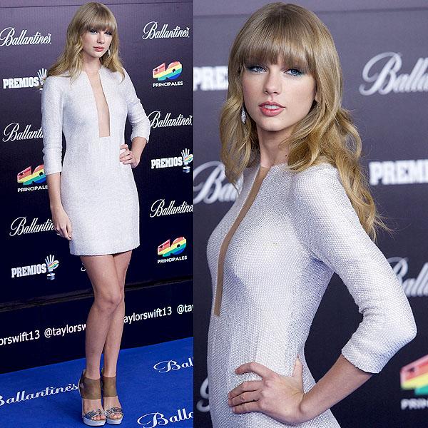 Taylor Swift 2013 40 Principales Awards