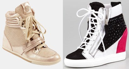 47ca77311661 Craving Casual Chic  5 Fresh and Fun Wedge Sneaker Styles for Spring 2013